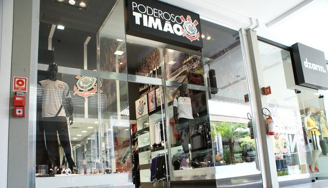 Franquia Poderoso Timão – Loja Oficial do Corinthians
