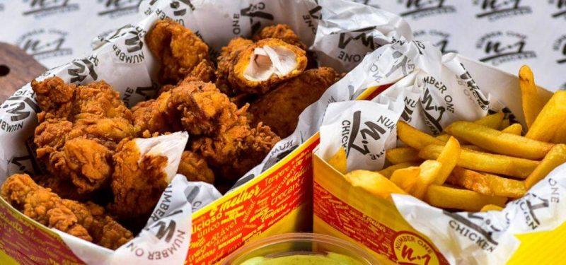 Franquia N1 Chicken